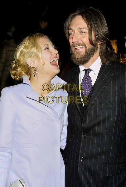 KATE HUDSON & CHRIS ROBINSON.How To Lose A Guy In 10 Days Film Premiere.www.capitalpictures.com.©Capital Pictures