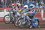 LAKESIDE HAMMERS v EASTBOURNE EAGLES<br /> ELITE LEAGUE<br /> HEAT 3<br /> FRIDAY 9TH AUGUST 2013<br /> ARENA-ESSEX