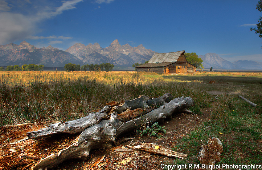 Mormon Barn, Grand Teton National Park