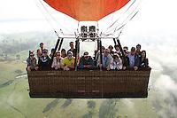20131129 November 29 Hot Air Balloon Gold Coast