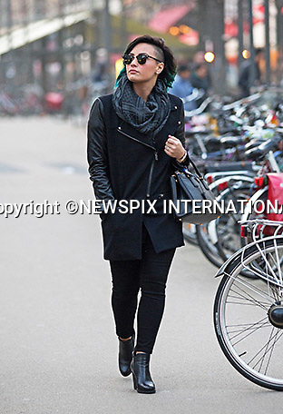EXCLUSIVE! <br /> <br /> &quot;Must telephone +441279 324672/0777568 1153 or e-mail: info@newspixinternational.co.uk For Reproduction Fees/Usage&quot;<br /> DEMI LOVATO GOES DIAMOND SHOPPING<br /> Having time on her hand Demi Lovato decided to indulge in some retail therapy.<br /> Being in the diamond city of Antwerp what better than hitting the jewellery shops.<br /> After a bit of window shopping Lovato popped into a diamond merchant in what is also known as ' Jewish Antwerp ', spending over an hour in puchases of thousands of pounds of jewellery.<br /> She was seen trying a selection of diamond rings on her ring finger.<br /> Could it be that Demi Lovato will soon be tying the knot with long time love Wilmer Valderrama?<br /> Lovato who is on her &quot;Demi World Tour&quot; was in Antwerp to make a guest appearance on the Erique Iglesias concert at the &quot;Sportpaleis&quot;.Mandatory Credit Photos: &copy;NEWSPIX INTERNATIONAL<br /> <br /> **ALL FEES PAYABLE TO: &quot;NEWSPIX INTERNATIONAL&quot;**<br /> <br /> PHOTO CREDIT MANDATORY!!: &copy;NEWSPIX INTERNATIONAL (Failure to credit will incur a surcharge of 100% of reproduction fees)<br /> Use of image/s is deemed as acceptance of our terms. <br /> IMMEDIATE CONFIRMATION OF USAGE REQUIRED:<br /> Newspix International, 31 Chinnery Hill, Bishop's Stortford, ENGLAND CM23 3PS<br /> Tel:+441279 324672  ; Fax: +441279656877<br /> Mobile:  0777568 1153<br /> e-mail: info@newspixinternational.co.uk