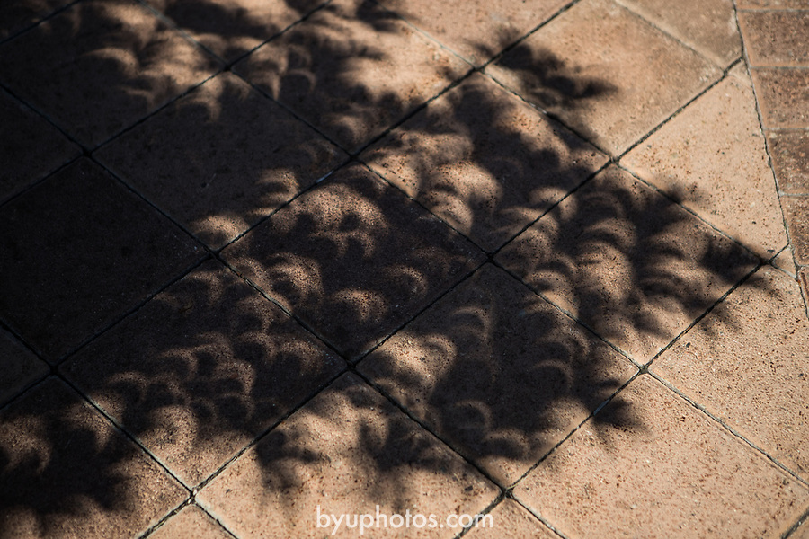 Eclipse_3<br /> <br /> Solar Eclipse on BYU Campus<br /> <br /> August 21, 2017<br /> <br /> Photography by Savanna Richardson/BYU<br /> <br /> &copy; BYU PHOTO 2017<br /> All Rights Reserved<br /> photo@byu.edu  (801)422-7322