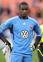 DC United goalkeeper Bill Hamid (28)    DC United defeated The Seattle Sounders 2-1 at  RFK Stadium, Wednesday May 4, 2011.