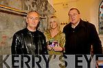 Eoin Hand Sharon Farrelly and Joe Murphy Launch a CD at saint Johns Listowel