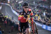Belgian National Champion Laurens Sweeck (BEL/Pauwels Sauzen - Bingoal) <br /> <br /> Men Elite Race<br /> UCI Cyclocross Worldcup – Hoogerheide (Netherlands)<br /> <br /> ©kramon