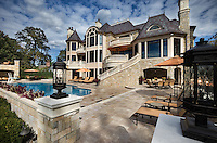 Luxury residence on the shores of Minnesota's Lake Minnetonka by JK & Sons. Architectural photography by Minneapolis photographer James Michael Kruger with LandMark Photography.
