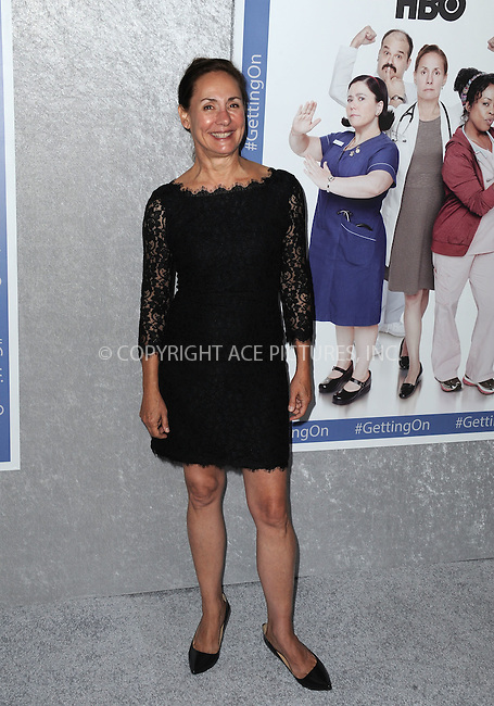 ACEPIXS.COM<br /> <br /> October 28 2014, LA<br /> <br /> Laurie Metcalf arriving at the Los Angeles Premiere of HBO's 'Getting On' held at Avalon on October 28, 2014 in Hollywood, California.<br /> <br /> By Line: Peter West/ACE Pictures<br /> <br /> ACE Pictures, Inc.<br /> www.acepixs.com<br /> Email: info@acepixs.com<br /> Tel: 646 769 0430
