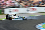 Crash of Lewis Hamilton (GBR), Mercedes GP<br /> for the complete Middle East, Austria & Germany Media usage only!<br />  Foto © nph / Mathis