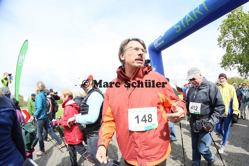 Kelsterbachs Bürgermeister Manfred Ockel