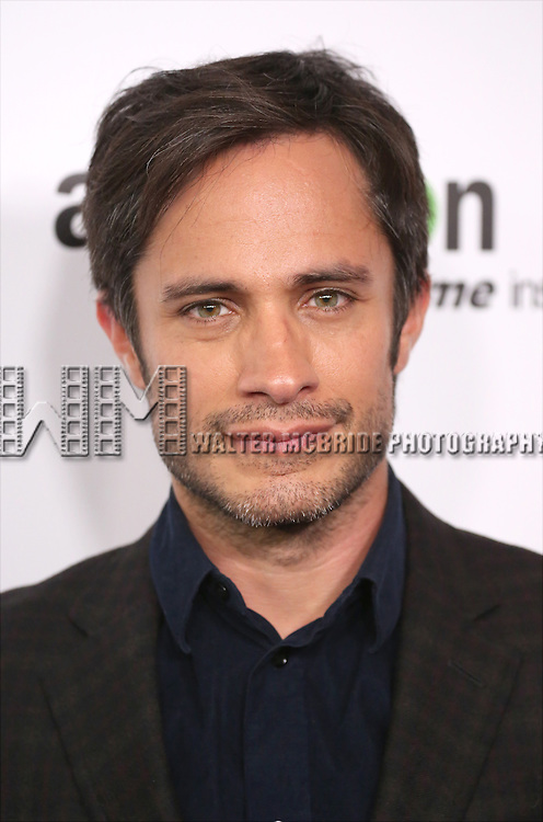 Gael Garcia Bernal attending the Amazon Red Carpet Premiere for 'Mozart in the Jungle' at Alice Tully Hall on December 2, 2014 in New York City.