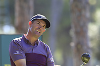 Padraig Harrington (IRL) tees off the 1st tee during Friday's Round 2 of the 2018 Turkish Airlines Open hosted by Regnum Carya Golf &amp; Spa Resort, Antalya, Turkey. 2nd November 2018.<br /> Picture: Eoin Clarke | Golffile<br /> <br /> <br /> All photos usage must carry mandatory copyright credit (&copy; Golffile | Eoin Clarke)