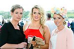 Enjoying  Ladies Day at Listowel Summer Race meeting on Sunday were Marguerite Corridan, Amy Browne, Hannah McGrath