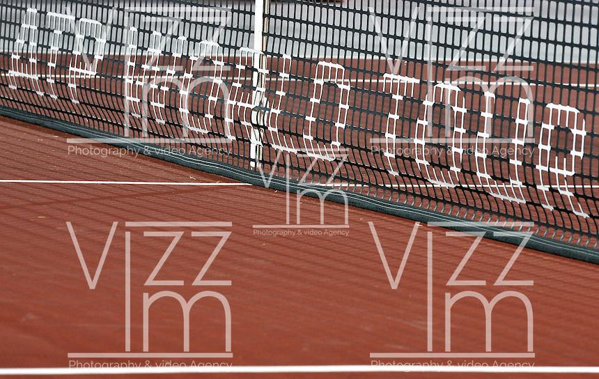 BOGOTÁ -COLOMBIA. 17-07-2013. Aspecto del ATP Claro Open Colombia 2013 en el Centro de Alto Rendimiento en la ciudad de Bogotá./ Aspect of the ATP Claro at Centro Alto Rendimiento in Bogota city. Photo: VizzorImage / Str