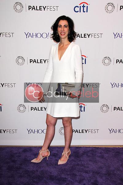 Aline Brosh McKenna<br /> at the PaleyFest 2015 Fall TV Preview - Crazy Ex-Girlfriend, Paley Center for Media, Beverly Hills, CA 09-14-15<br /> David Edwards/Dailyceleb.com 818-249-4998
