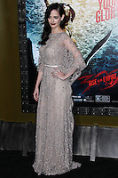 "HOLLYWOOD, LOS ANGELES, CA, USA - MARCH 04: Eva Green at the Los Angeles Premiere Of Warner Bros. Pictures And Legendary Pictures' ""300: Rise Of An Empire"" held at TCL Chinese Theatre on March 4, 2014 in Hollywood, Los Angeles, California, United States. (Photo by Xavier Collin/Celebrity Monitor)"