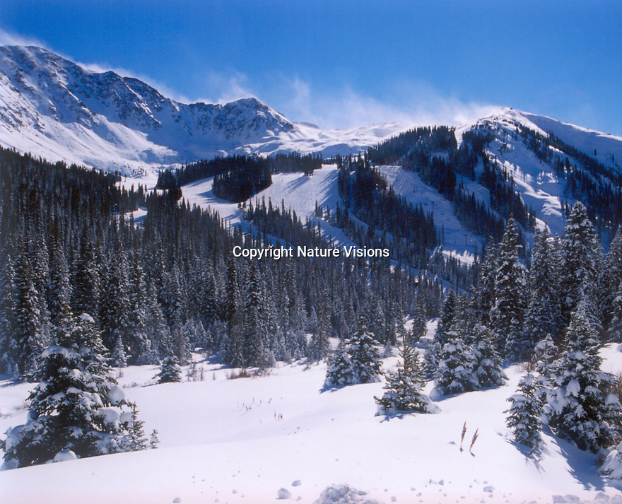 ARAPAHOE BASIN SKI AREA, COLORADO