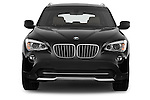 Straight front view of a 2012 Bmw X1 xDrive20d 5 Door Suv 2WD
