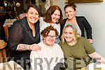 Enjoying the evening in Bella Bia on Saturday.<br /> Seated: Suzanne Farrelly and Lisa Kenny<br /> Standing l to r: Karen Farrelly, Lorraine McLoughlin and Julie Banks.