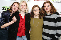 BALA CYNWYD, PA- NOVEMBER 18 :  Sundara Karma visit Radio 104.5 performance studio in Bala Cynwyd, Pa on November 18, 2016  photo credit Star Shooter/MediaPunch