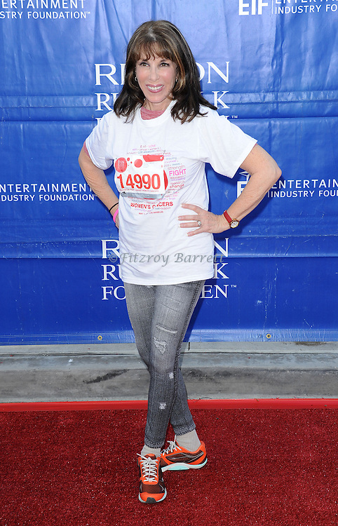 "Kate Linder at the ""20th Annual EIF Revlon Run/Walk For Women"" held at the Los Angeles Memorial Coliseum at Exposition Park on May 11, 2013."