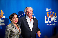 LAS VEGAS, NV - July 14, 2016: Ron White pictured arriving at The Beatles LOVE by Cirque Du Soleil at The Mirage Resort in Las vegas, NV on July 14, 2016. Credit: Erik Kabik Photography/ MediaPunch