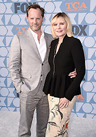 BEVERLY HILLS - AUGUST 7: Russell Thomas and Kim Cattrall attend the FOX 2019 Summer TCA All-Star Party on New York Street on the FOX Studios lot on August 7, 2019 in Los Angeles, California. (Photo by Scott Kirkland/FOX/PictureGroup)