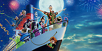 Hotel Transylvania 3: Summer Vacation (2018) <br /> *Filmstill - Editorial Use Only*<br /> CAP/RFS<br /> Image supplied by Capital Pictures