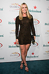 Lindsey Vonn arrives at the US Open Player Party at The Empire Hotel, August 27, 2010.