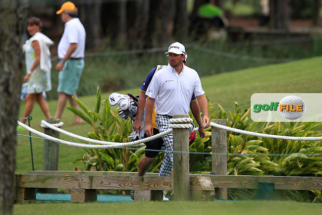 Graeme McDOWELL (NIR) during round 2 at The Players, TPC Sawgrass, Ponte Vedra Beach, Florida, United States. 08/05/2015<br /> Picture Fran Caffrey, www.golffile.ie