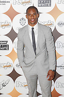 Victor Cruz at People En Espanol's '50 Most Beautiful' Event at The Plaza on May 15, 2012 in New York City. © Diego Corredor/MediaPunch Inc.