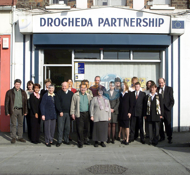Drogheda Partnership..Picture Paul Mohan Newsfile