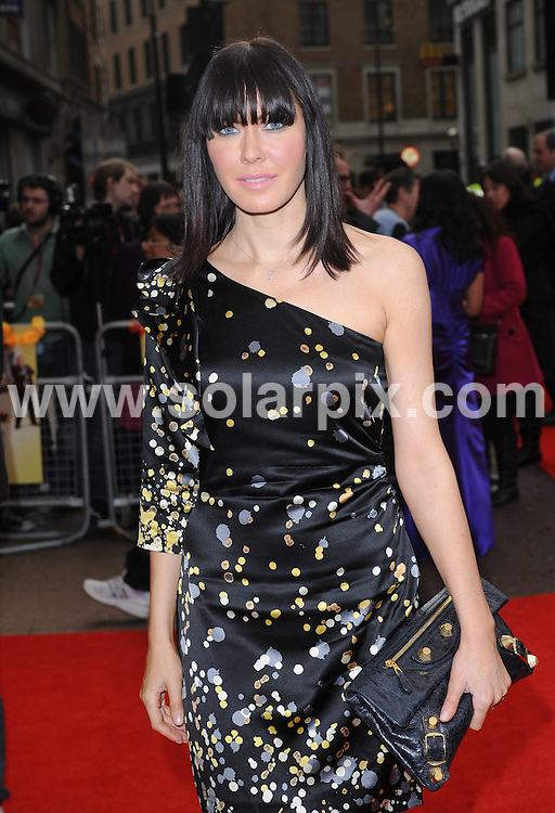 **ALL ROUND PICTURES FROM SOLARPIX.COM**.**WORLDWIDE SYNDICATION RIGHTS**.red carpet arrivals for - Its A Wonderful Afterlife - Film Premiere, London, UK. 12 April 2010..This pic: Linzi Stoppard..JOB REF: 11072 TLP     DATE: 12_04_2010.**MUST CREDIT SOLARPIX.COM OR DOUBLE FEE WILL BE CHARGED**.**MUST NOTIFY SOLARPIX OF ONLINE USAGE**.**CALL US ON: +34 952 811 768 or LOW RATE FROM UK 0844 617 7637**