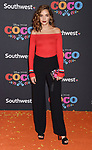 LOS ANGELES, CA - NOVEMBER 08: Actor Georgie Flores arrives at the premiere of Disney Pixar's 'Coco' at El Capitan Theatre on November 8, 2017 in Los Angeles, California.