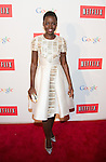 WASHINGTON, DC - MAY 2: Lupita Nyong'o attending the Google and Netflix party to celebrate White House Correspondents' Dinner on May 2, 2014 in Washington, DC. Photo Credit: Morris Melvin / Retna Ltd.