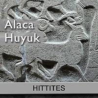 Alaca Hoyuk Hittite Relief Sculpture Orthostats Art -  Art