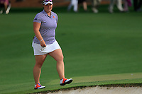 Alice Hewson (ENG) during the final  round at the Augusta National Womans Amateur 2019, Augusta National, Augusta, Georgia, USA. 06/04/2019.<br /> Picture Fran Caffrey / Golffile.ie<br /> <br /> All photo usage must carry mandatory copyright credit (© Golffile | Fran Caffrey)