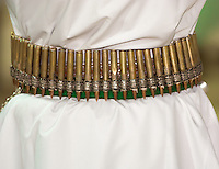 Omani bullet belt wear in special occasions, Oman