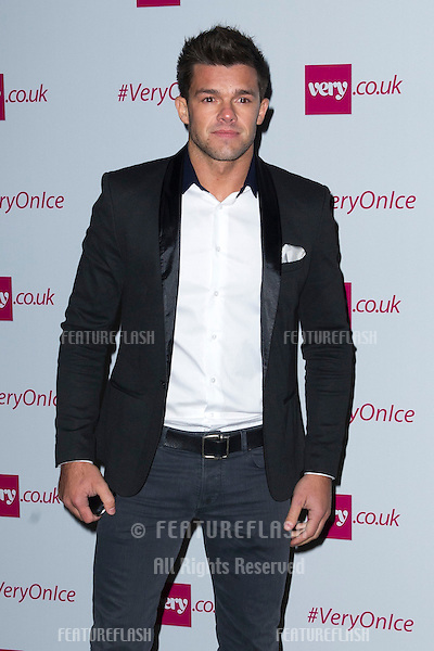 Leandro Penna at the Very.Co.Uk Ice Fashion Show, Tower of London, London. 10/12/2012 Picture by: Simon Burchell / Featureflash.