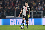 Matthijs De Ligt of Juventus during the UEFA Champions League match at Juventus Stadium, Turin. Picture date: 26th November 2019. Picture credit should read: Jonathan Moscrop/Sportimage