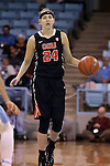 16 December 2014: Oregon State's Sydney Wiese. The University of North Carolina Tar Heels hosted the Oregon State University Beavers at Carmichael Arena in Chapel Hill, North Carolina in a 2014-15 NCAA Division I Women's Basketball game. Oregon State won the game 70-55.