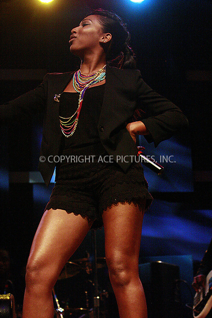 WWW.ACEPIXS.COM . . . . .  ....March 21 2012, Philadelphia....Recording artist Melanie Fiona performs in Philadelphia on Manrch 21 2012 in Philadelphia, PA....Please byline: William T. Wade jr- ACE PICTURES.... *** ***..Ace Pictures, Inc:  ..Philip Vaughan (212) 243-8787 or (646) 769 0430..e-mail: info@acepixs.com..web: http://www.acepixs.com