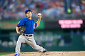 Tsuyoshi Wada (Cubs),<br /> JUNE 5, 2015 - MLB :<br /> Tsuyoshi Wada of the Chicago Cubs pitches during the Major League Baseball game against the Washington Nationals at Nationals Park in Washington, D.C., United States. (Photo by Thomas Anderson/AFLO) (JAPANESE NEWSPAPER OUT)