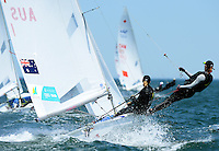 2013 ISAF World Cup - 470's