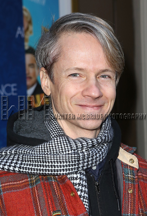 John Cameron Mitchell attends the Broadway Opening Night Performance of 'The Audience' at The Gerald Schoendeld Theatre on March 8, 2015 in New York City.