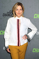 September 09, 2019 Edie Falco attend the premiere of The Game Changers  at the Regal Battery Park in New York. September 09, 2019 <br /> CAP/MPI/RW<br /> ©RW/MPI/Capital Pictures