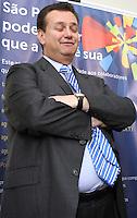 ATENCAO EDITOR: FOTO EMBARGADA PARA VEICULO INTERNACIONAL - SAO PAULO, SP, 11 SETEMBRO 2012 - Coletiva do prefeito Kassab no lançamento do projeto Pode entrar que a casa é sua na preifura de São Paulo nessa terça feira, 11 (FOTO: LEVY RIBEIRO / BRAZIL PHOTO PRESS)