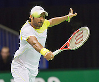 12-02-13, Tennis, Rotterdam, ABNAMROWTT, Aisam-Ul-Haq Qureshi