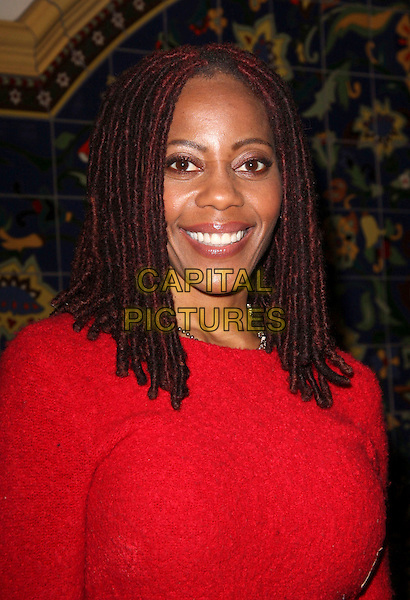 DEBRA WILSON SKELTON.VDay Santa Monica's Celebrity Reading of The Vagina Monologues held at Santa Monica College, Performing Arts Center, Santa Monica, California, USA..March 27th, 2009.headshot portrait red top .CAP/ADM/KB.©Kevan Brooks/AdMedia/Capital Pictures.