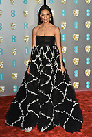 Thandie Newton<br /> The EE British Academy Film Awards 2019 held at The Royal Albert Hall, London, England, UK on February 10, 2019.<br /> CAP/PL<br /> ©Phil Loftus/Capital Pictures