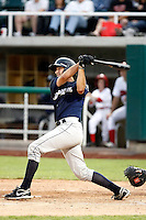 Tony Pechek - 2010 Helena Brewers - Playing against the Orem Owlz in Orem, UT - 07/26/2010.Photo by:  Bill Mitchell/Four Seam Images..
